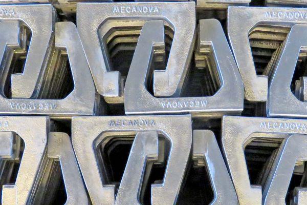 Vía en Aluminio